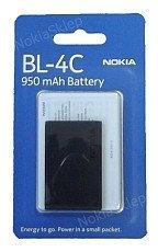 Bateria Nokia BL-4C 950 mAh Li-Ion