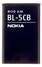 Bateria Nokia BL-5CB Li-Ion 800 mAh