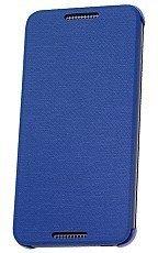 Etui Flip Case HTC HC V960 Niebieskie do HTC Desire 610
