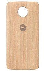 Lenovo MotoMods Style Shell Washed Oak Wood