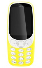NOKIA 3310 Single SIM Żółta