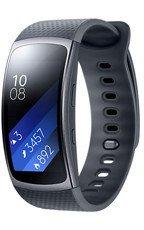 Samsung Gear Fit 2 Czarny | SM-R360 | roz. L