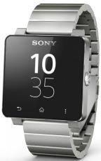 Sony SmartWatch SW2 Metal Srebrny / OUTLET