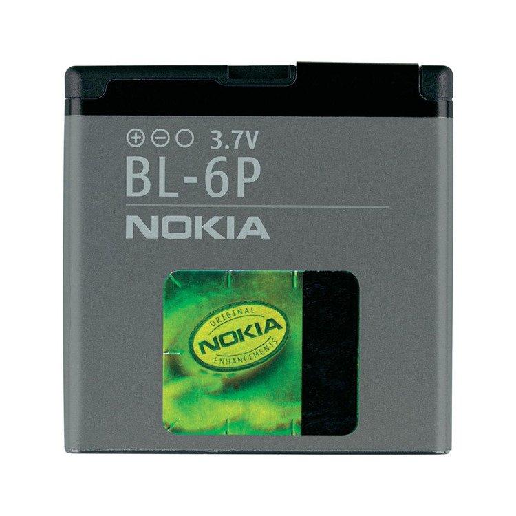 Bateria Nokia BL-6P 830 mAh Li-Ion