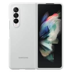 Etui Samsung Silicone Cover Biały do Galaxy Z Fold3 5G (EF-PF926TWEGWW)