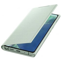 Etui Samsung Smart LED View Cover Zielony do Galaxy Note 20 (EF-NN980PMEGEU)