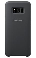 Etui Silicone Cover do Galaxy S8+ Srebrno/Szare (EF-PG955TSEGWW)