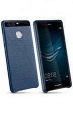 Huawei Etui Skórzane Niebieskie do P9