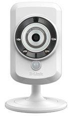 Kamera IP WiFi D-LINK DCS-942L + Karta 16GB / OUTLET