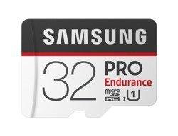 Karta pamięci Samsung PRO Endurance microSDHC 32GB UHS-1 CL10 + adapter (MB-MJ32GA/EU)