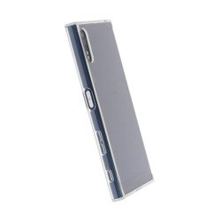Krusell Etui Kivik Transparent do Sony Xperia XZ / XZs