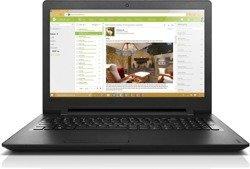 Laptop Lenovo Ideapad 110-15ISK i3-6006U/4GB/128GB SSD/W10/DVD-RW/ Czarny