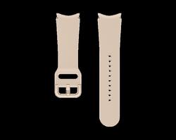 Pasek Samsung Sport 20mm S/M Różowy (ET-SFR86SPEGEU)
