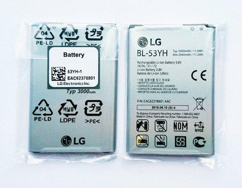 Bateria LG BL-53YH 3000 mAh Li-Ion do LG G3 D850/D851/D855