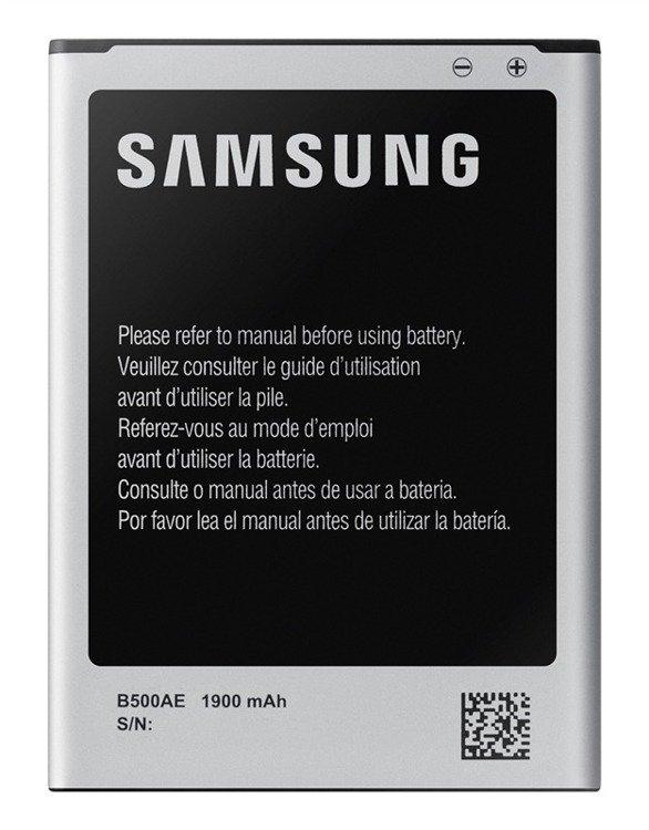 Bateria Samsung 1900 mAh do Galaxy S4 mini EB-B500AEBECWW /BULK