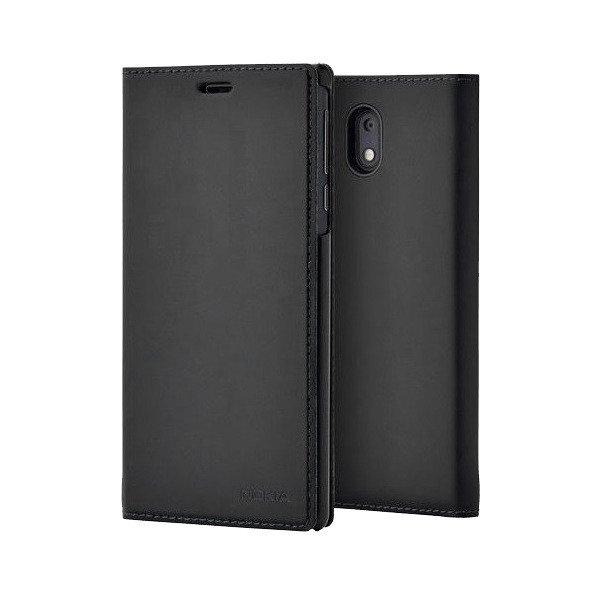 Etui Nokia Slim Flip Cover CP-303 Czarne do Nokia 3
