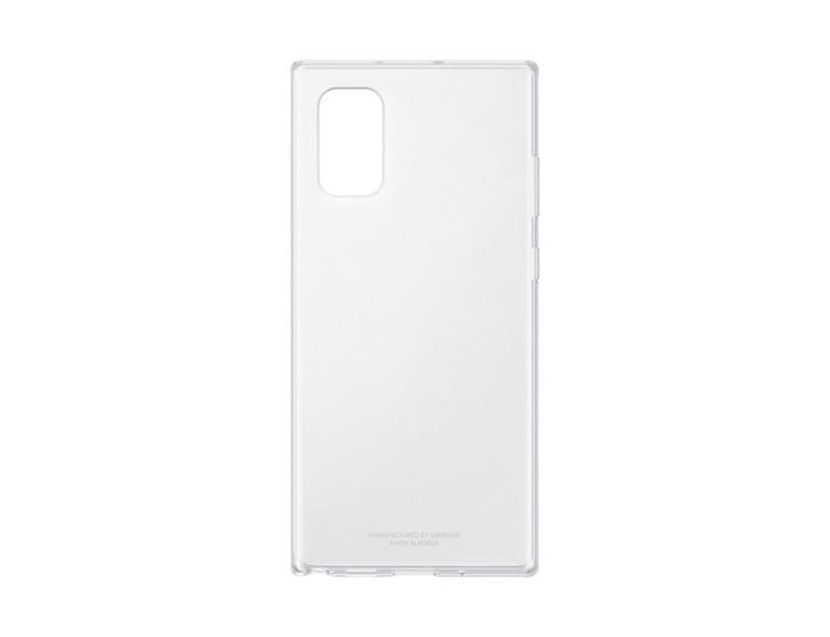 Etui Samsung CLEAR Cover Transparent do Galaxy Note 10+ (EF-QN975TTEGWW)