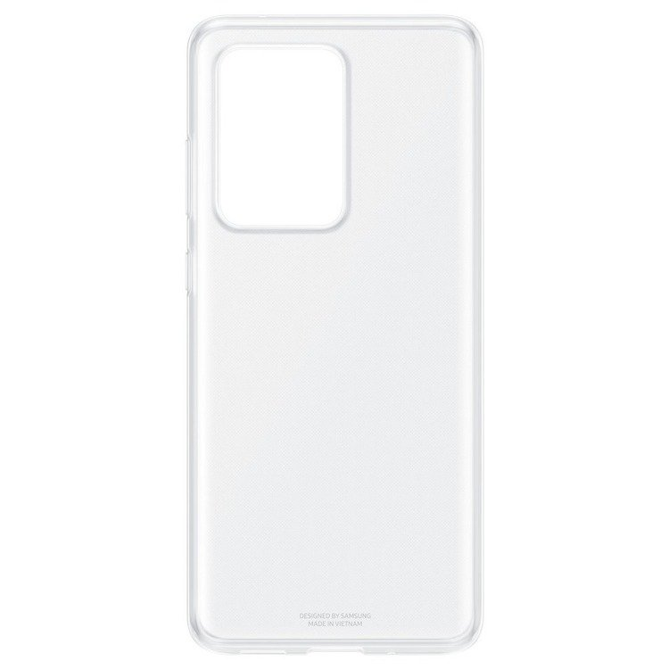Etui Samsung CLEAR Cover Transparent do Galaxy S20 Ultra (EF-QG988TTEGEU)