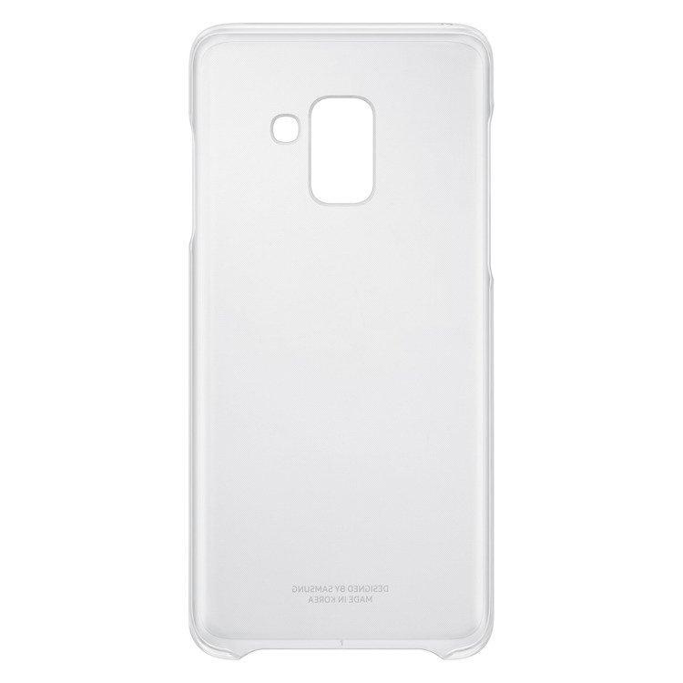 Etui Samsung Clear Cover do Galaxy A8 2018 Przezroczyste