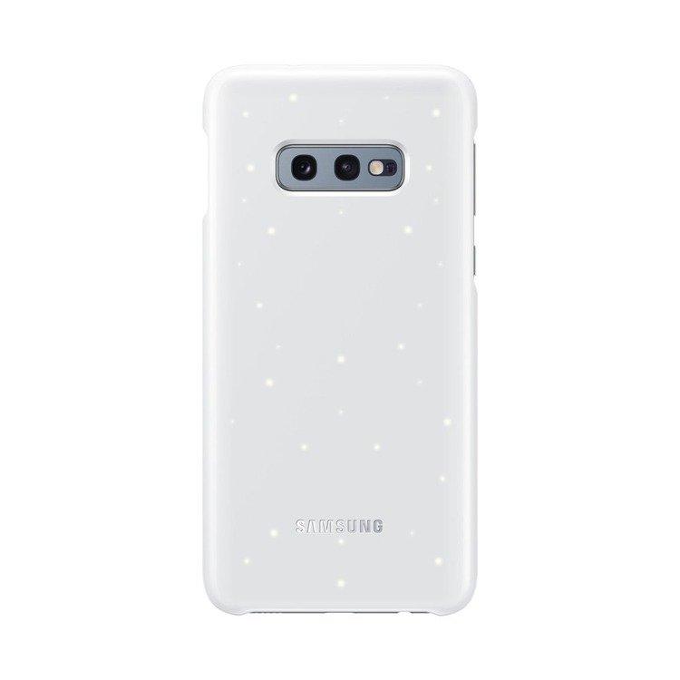 Etui Samsung Led Cover Biały do Galaxy S10e (EF-KG970CWEGWW)