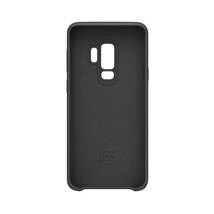 Etui Samsung Silicone Cover do Galaxy S9+ Czarne EF-PG965TBEGWW