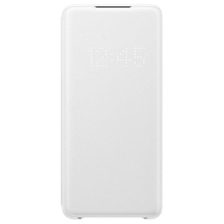 Etui Samsung Smart LED View Cover Biały do Galaxy S20+ (EF-NG985PWEGEU)