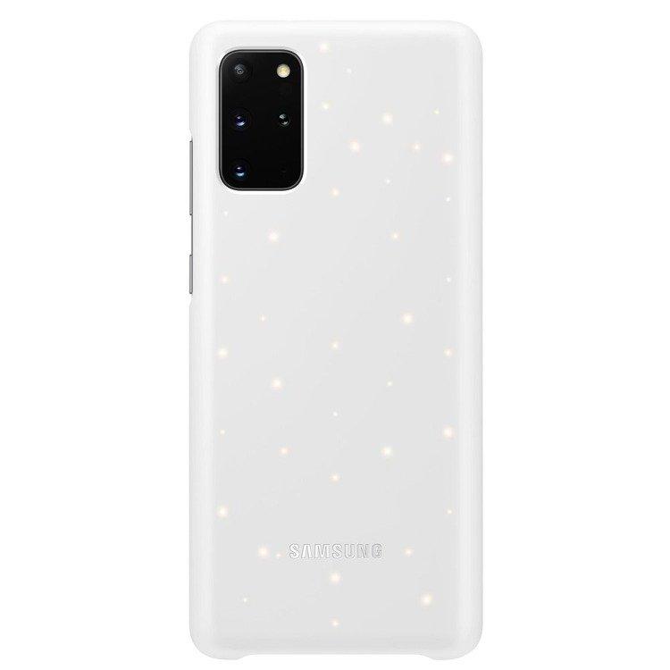 Etui Samsung Smart Led Cover Biały do Galaxy S20+ (EF-KG985CWEGEU)