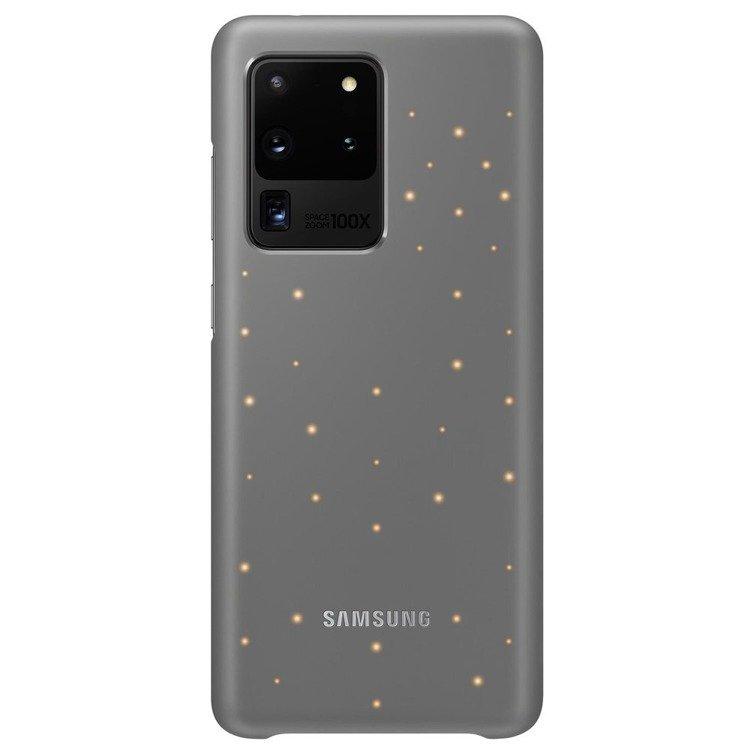 Etui Samsung Smart Led Cover Szary do Galaxy S20 Ultra (EF-KG988CJEGEU)