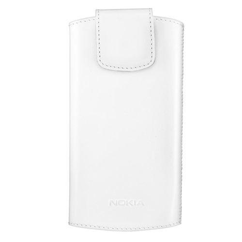 Futerał Nokia CP-556 Biały uniwersalny