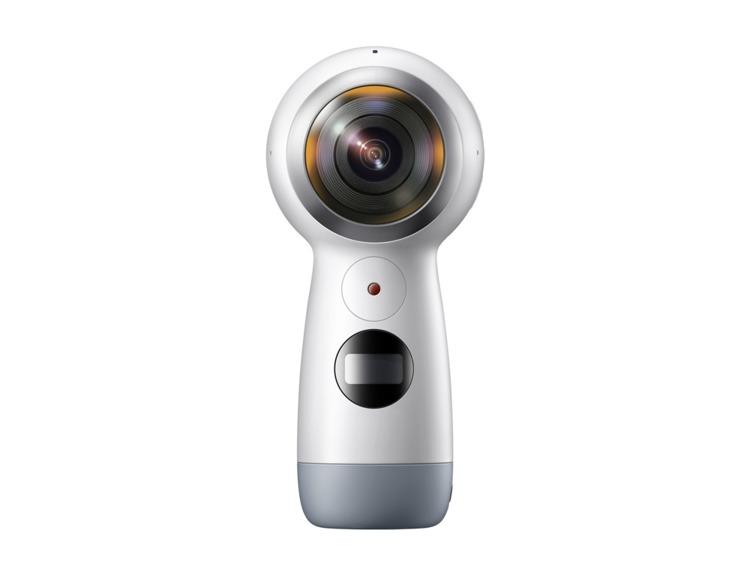 Kamera Samsung Gear 360 (2017) White (SM-R210NZWAXEO) /OUTLET
