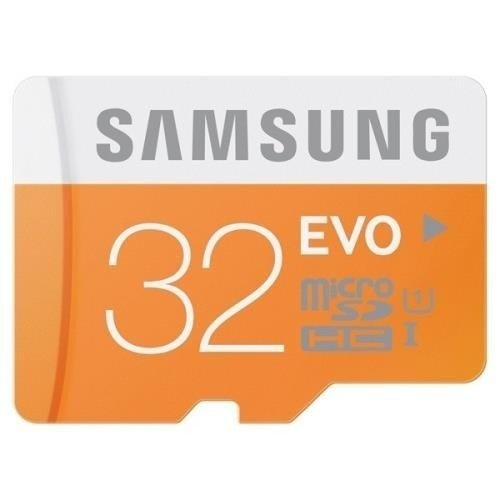 Karta pamięci Samsung MicroSDHC EVO 32GB class 10 + adapter MP32DA/EU