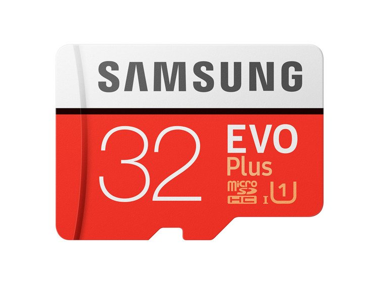 Karta pamięci Samsung MicroSDHC EVO Plus 32GB class 10 + adapter MB-MC32GA/EU