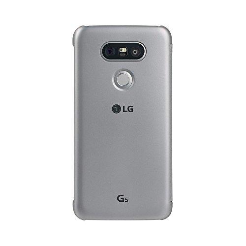 LG Quick Cover Srebrny do LG G5 (CFV-160 AGEUSV)