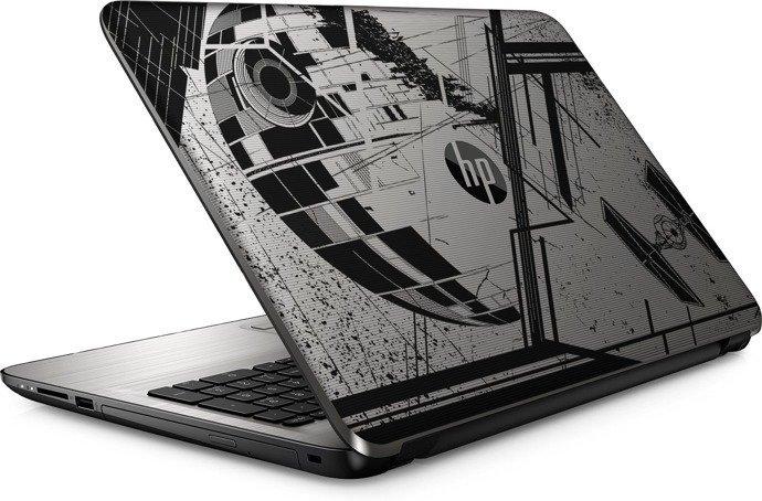 """Laptop HP 15-BA110SE STAR WARS EDITION 15,6"""" AMD A10/R5/12GB/1TB/W10"""