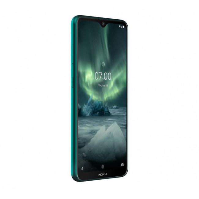NOKIA 7.2 Zielona Satyna Dual SIM 4/64GB