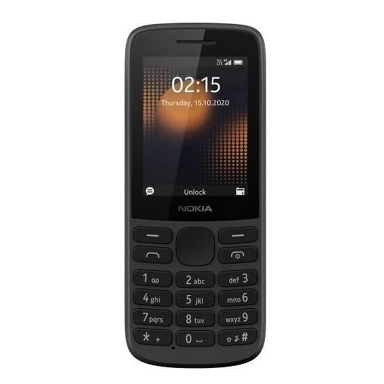 Nokia 215 4G Dual Sim Czarna