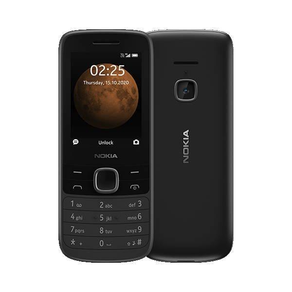 Nokia 225 4G Dual Sim Czarna