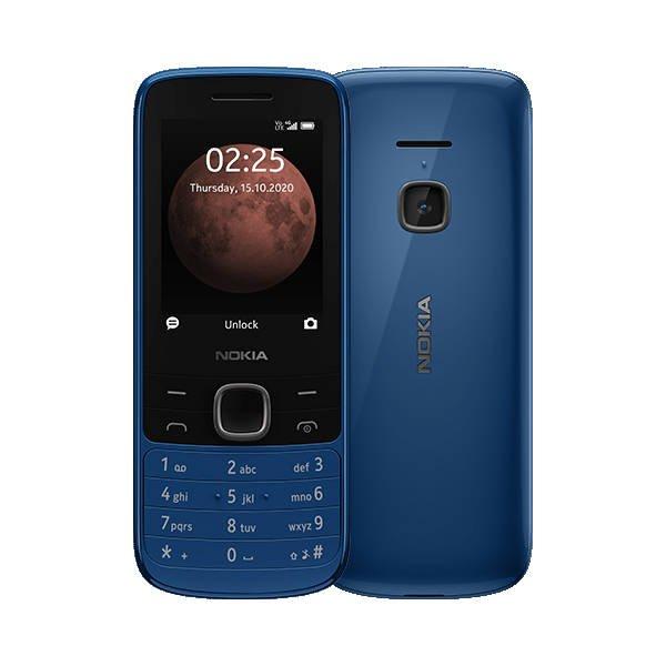 Nokia 225 4G Dual Sim Niebieska