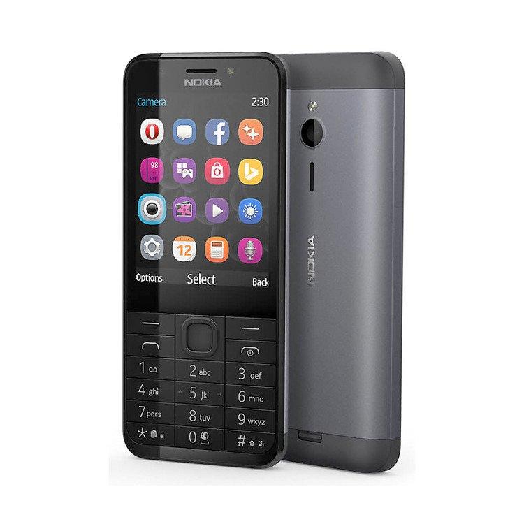 Nokia 230 Dual Sim Czarna
