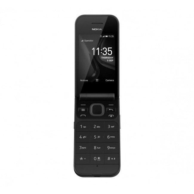 Nokia 2720 Flip Dual Sim Czarna / OUTLET