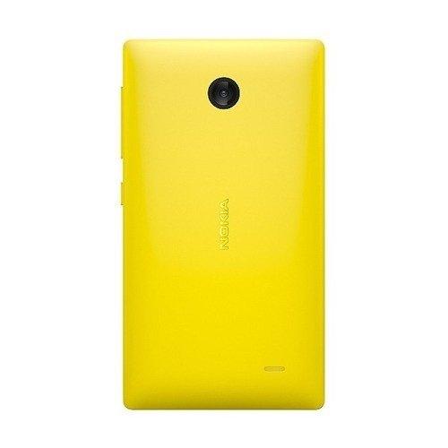 Obudowa Nokia CC-3080 Żółta do Nokia X / X+