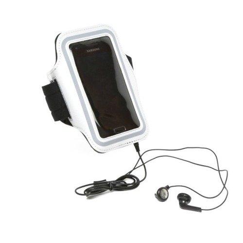 PLATINET Etui na ramię do Smartphone Biało/Szare