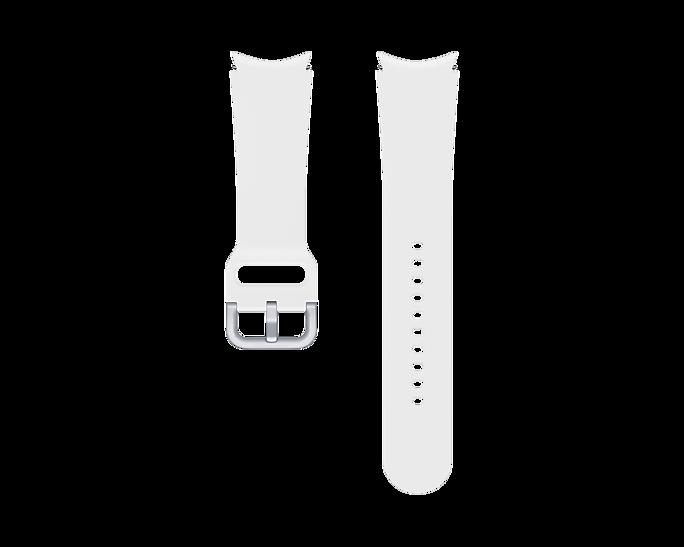 Pasek Samsung Sport 20mm M/L Biały (ET-SFR87LWEGEU)