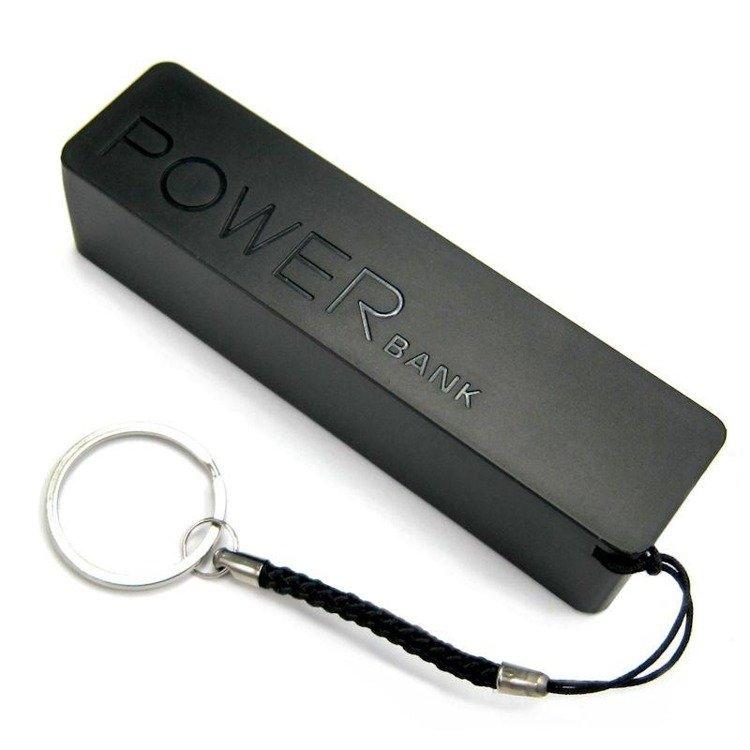 PowerBank Smart PB01 2600mAh Czarny