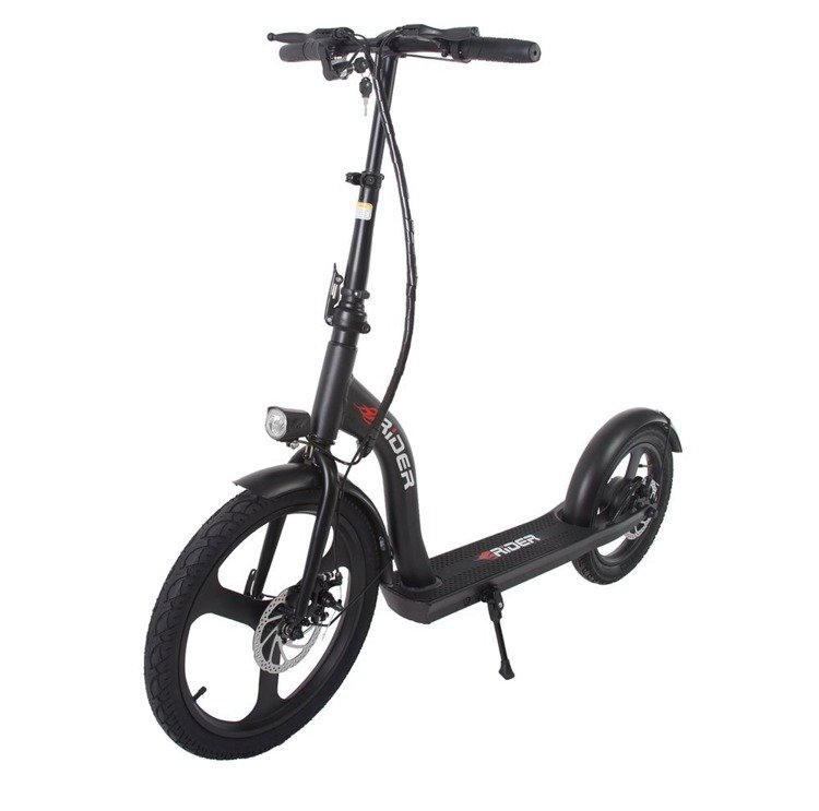 Rider Monster Hulajnoga Elektryczna Czarna