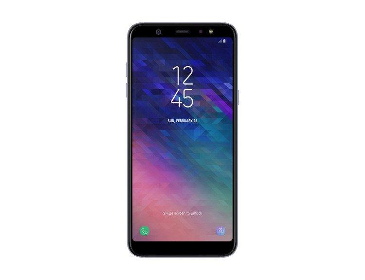 Samsung Galaxy A6 3/32GB Lawendowy Dual SIM (SM-A600FZVNXEO) / OUTLET