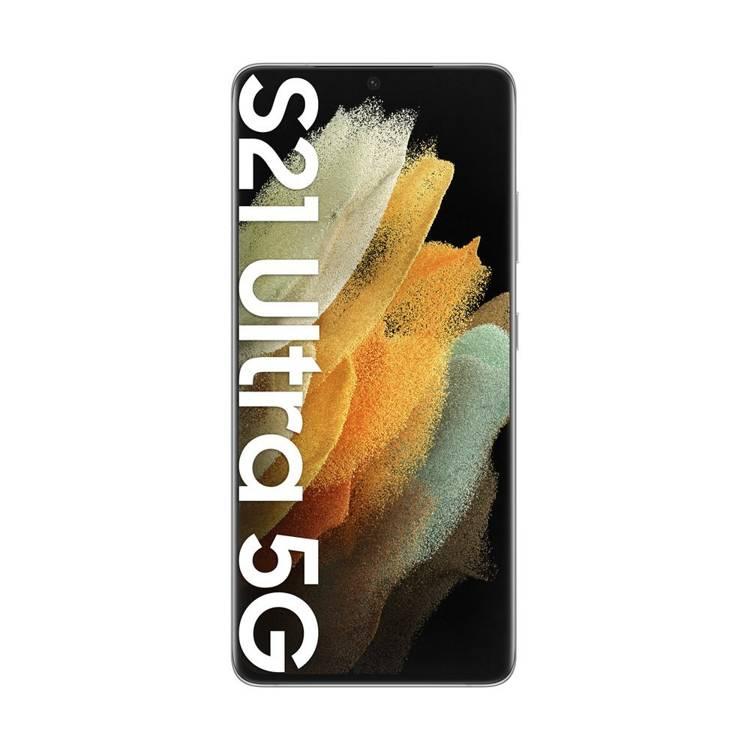 Samsung Galaxy S21 Ultra 5G Srebrny 12/256GB (SM-G998BZSGEUE)