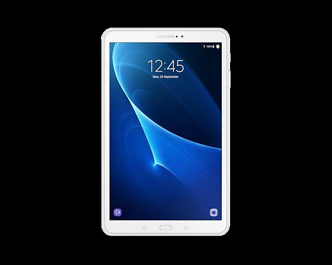 Samsung Galaxy Tab A (10.1') WiFi Biały 16GB (SM-T580NZWAXEO) /OUTLET