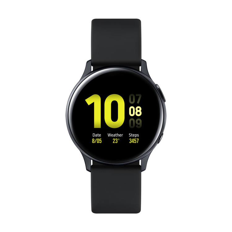 Samsung Galaxy Watch Active 2 Aluminium Czarny 40mm | SM-R830NZKAXEO