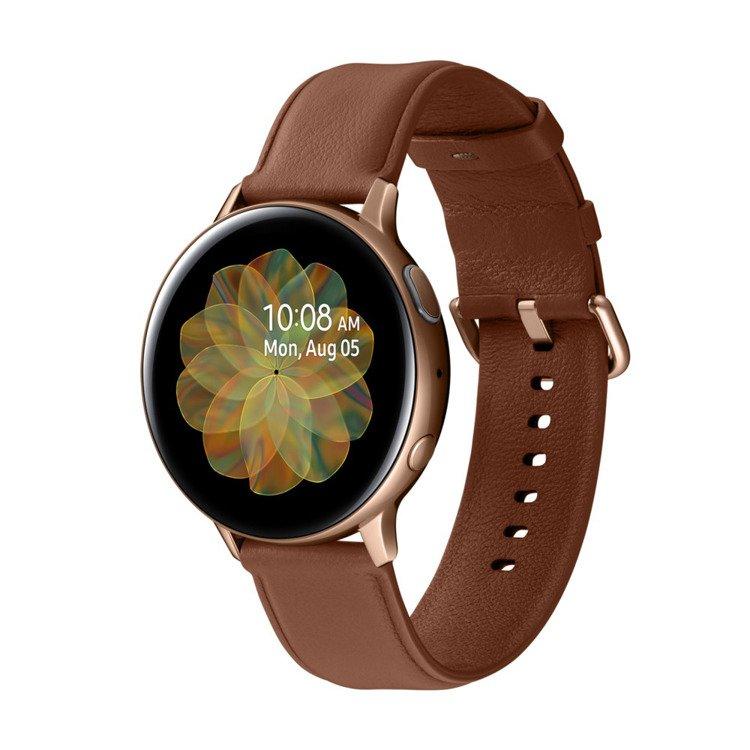 Samsung Galaxy Watch Active 2 Stal Złoty LTE 44mm | SM-R825FSDAXEO